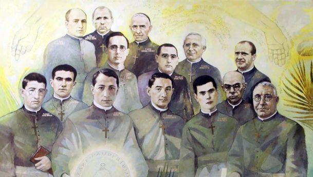 Ultimi giorni per iscriversi alla cerimonia di beatificazione dei 60 martiri della Famiglia Vincenziana