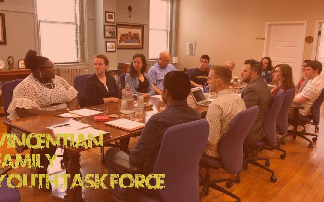 Il nuovo Gruppo di Lavoro dei Giovani si riunisce a Philadelphia