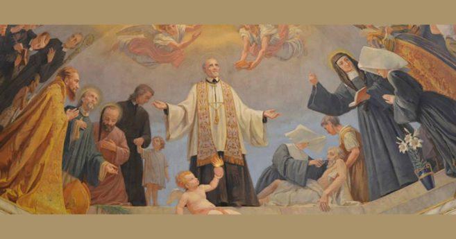 Santi, Beati, Venerabili e Servi di Dio della Congregazione della Missione