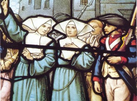 1 febbraio: Beate martiri Figlie della Carità d'Angers