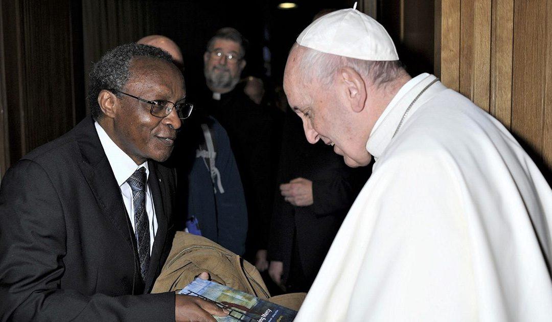 Intervista a Fratel Lawrence Obiko, Superiore Generale dei Fratelli di Nostra Signora Madre di Misericordia