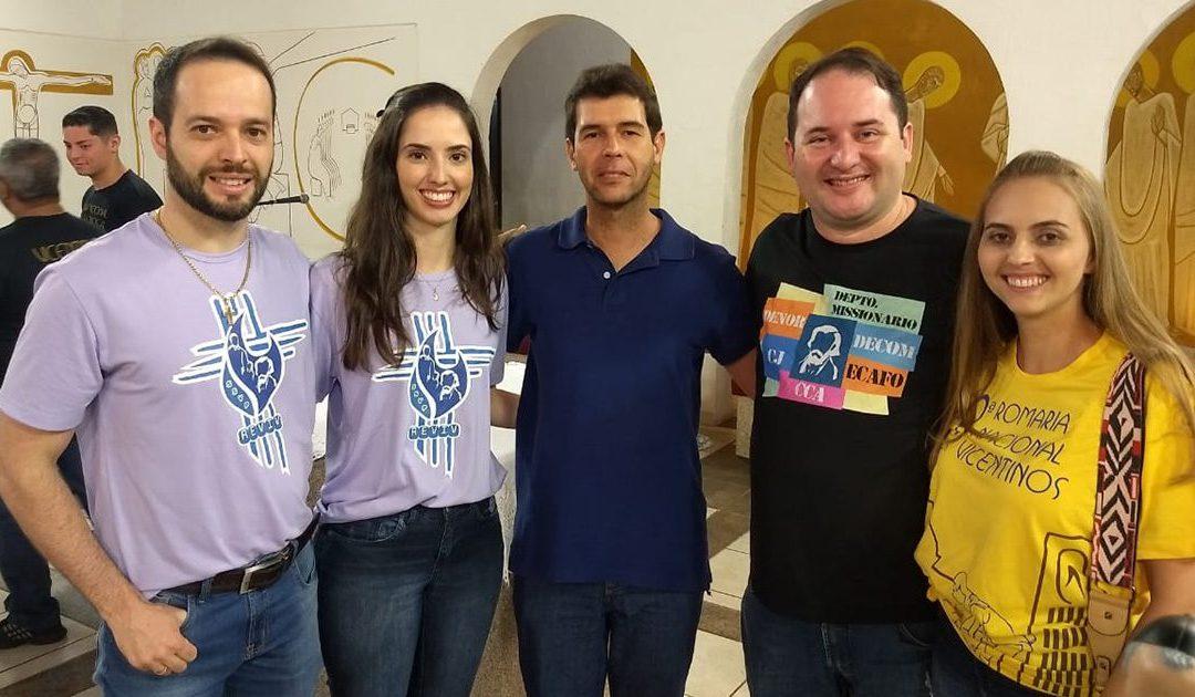Intervista a Cristian Reis da Luz, presidente del SSVP in Brasile