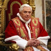 """Coroczne """"orędzie o stanie świata"""" Benedykta XVI"""