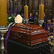 Transmisja Mszy św. pogrzebowej ks. bp Albina Małysiaka CM