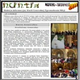 NUNTIA – lipiec i sierpień 2011