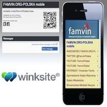 FAMVIN.ORG.PL MOBILE – nowy wymiar obecności w internecie