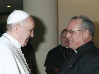 Przełożony Generalny w koncelebrze z Papieżem Franciszkiem