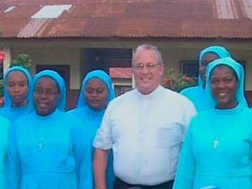 Służebnice Miłości Odkupieńczej Chrystusa w Rodzinie Wincentyńskiej w Beninie