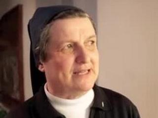 Niezwykłe relikwie bł Jana Pawła II w Domu Sióstr Miłosierdzia