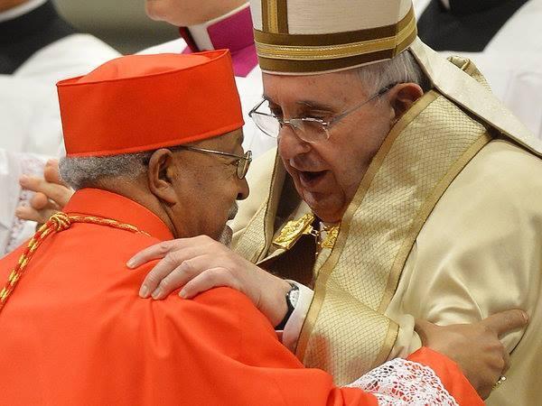 Kardynał Souraphiel o swojej nominacji kardynalskiej