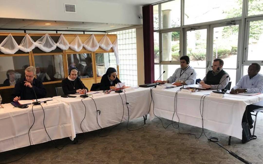 Spotkanie Komitetu Wykonawczego Rodziny Wincentyńskiej w 2018