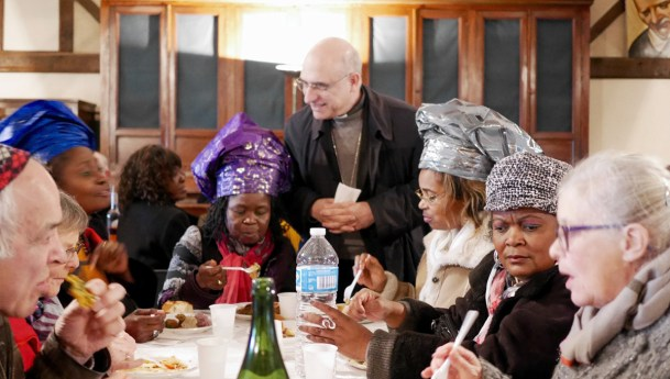 Światowy Dzień Migrantów, 14 stycznia, w Berceau de Saint Vincent de Paul