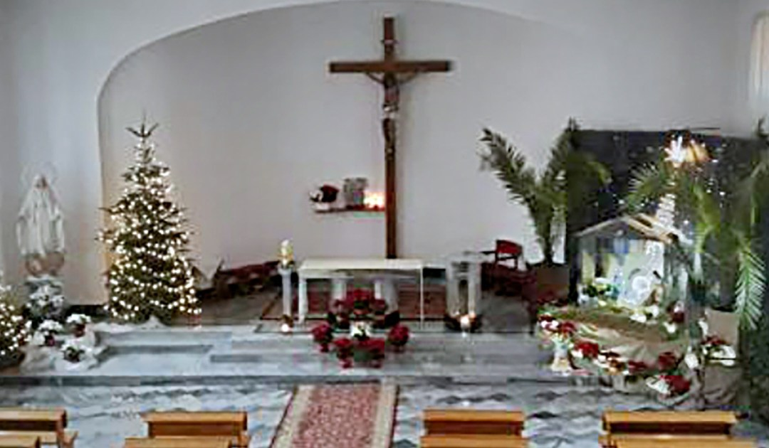 """""""Bóg się rodzi w Łbiskach"""""""