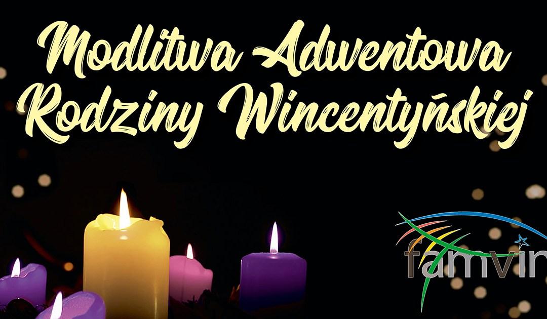Modlitwa Adwentowa Rodziny Wincentyńskiej