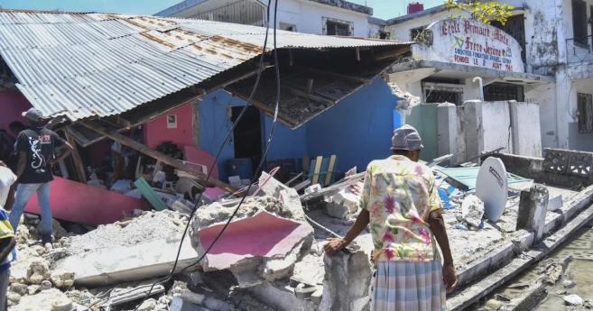 Haiti potrzebuje naszej pomocy!