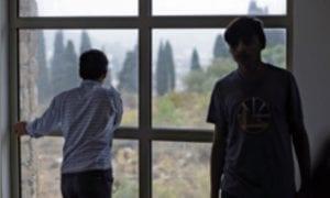 Crianças refugiadas (L'Osservatore Romano)