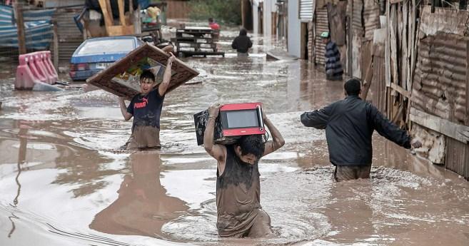 Peru enfrenta múltiplos desastres naturais