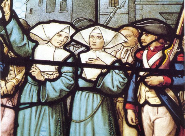 A história das irmãs vicentinas que resistiram à fase do Terror da Revolução Francesa e se tornaram mártires