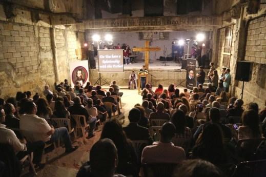 Vicentinos do Líbano desejam reconstruir Igreja de São Vicente de Paulo, atingida pela guerra civil
