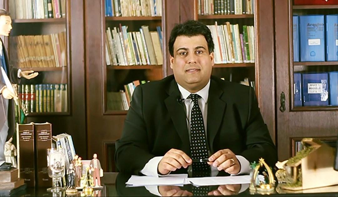 Mensagem de Natal de Renato Lima de Oliveira, presidente internacional da SSVP