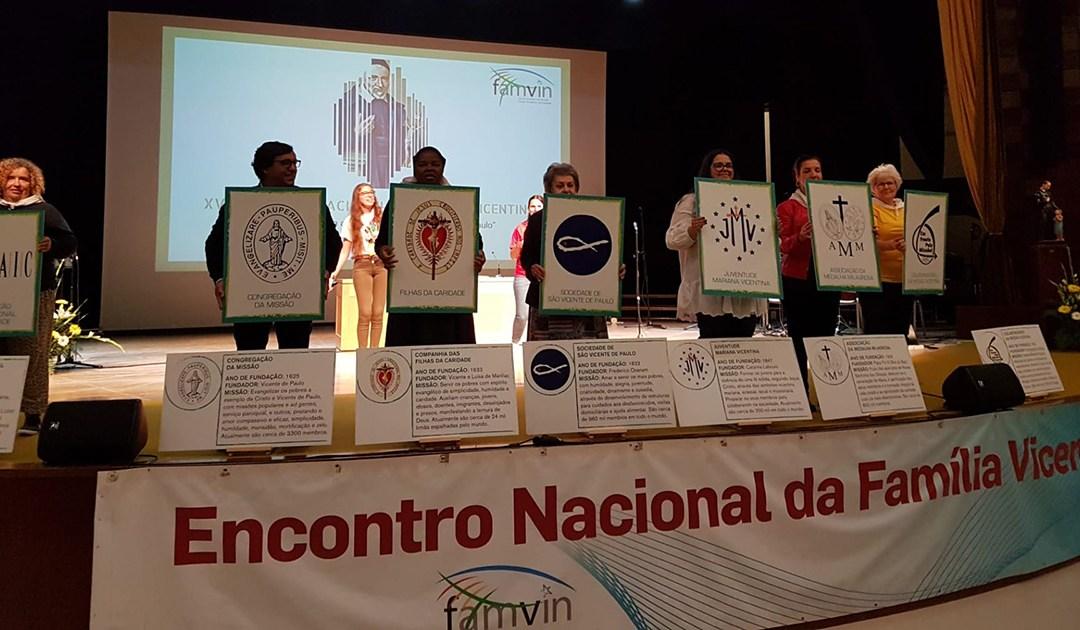 Família Vicentina de Portugal reuniu-se em Fátima para o XV Encontro Nacional