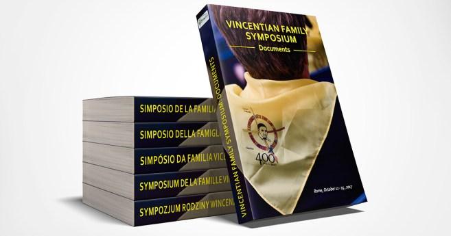 Publicado o livro do Simpósio da Família Vicentina