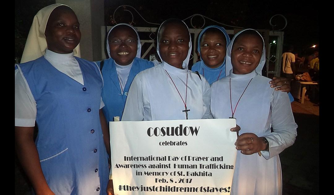 COSUDOW: Prevenir e proteger as vítimas de tráfico na Nigéria