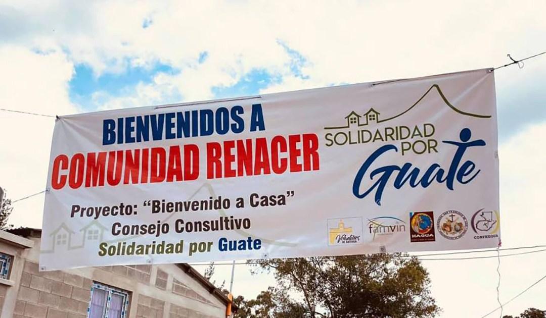 """""""Bem-vindo a casa"""" na Guatemala com a Campanha """"13 Casas"""""""