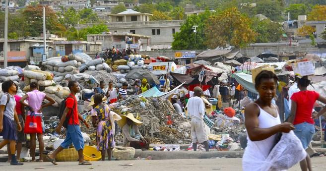 Ajuda imediata para o Haiti