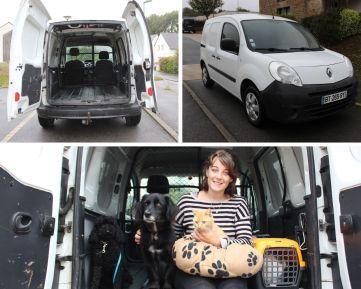 Taxi animalier Lorient