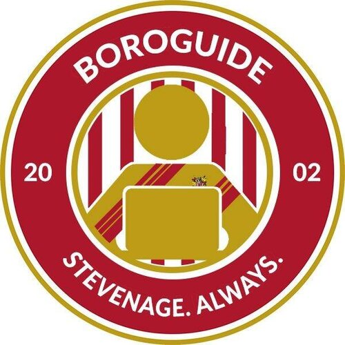 BoroGuide - Born in 2002, we are as the definitive internet resource for all things Stevenage FC