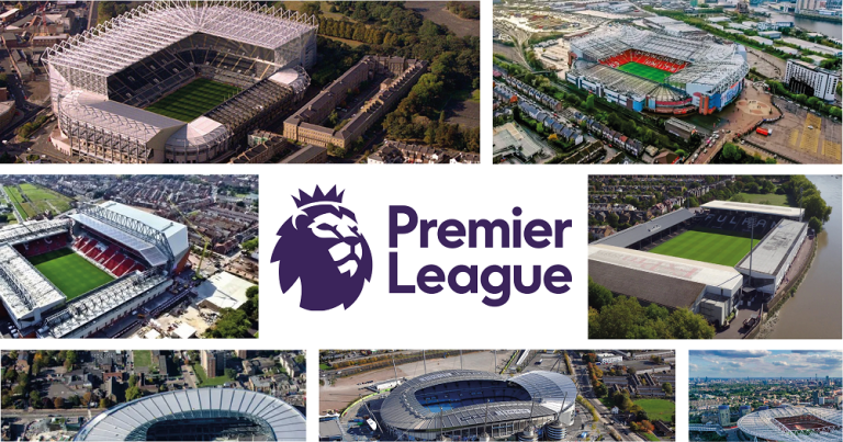 The 5 Best Stadiums in the Premier League