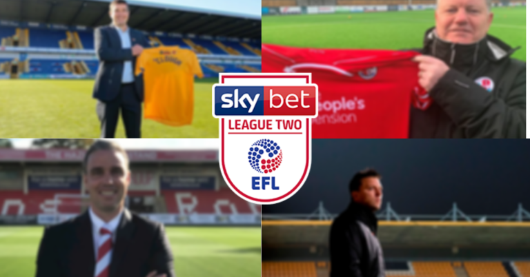 Top 5 League Two Managers