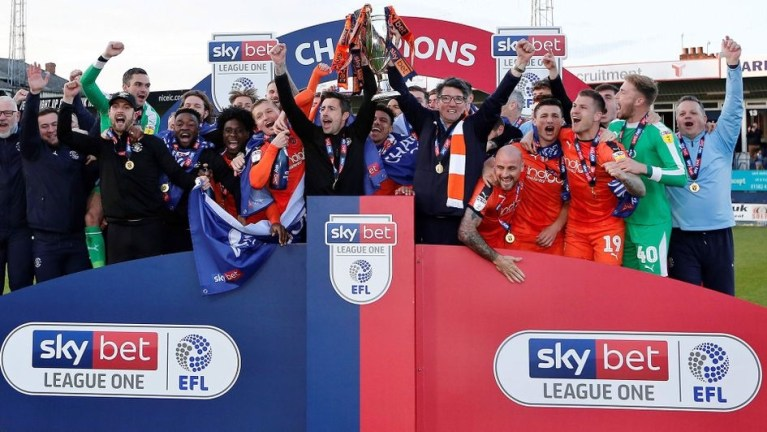 Predicting the League One Promotion Run-In