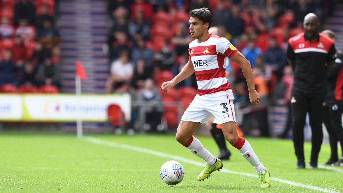 James: It's a tough one to take | News | Doncaster Rovers