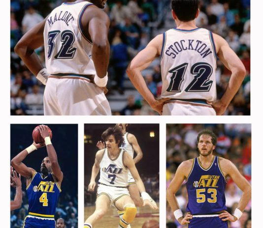 utah jazz best all time players