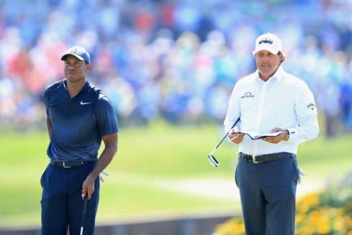 Golf-Tiger-Phil