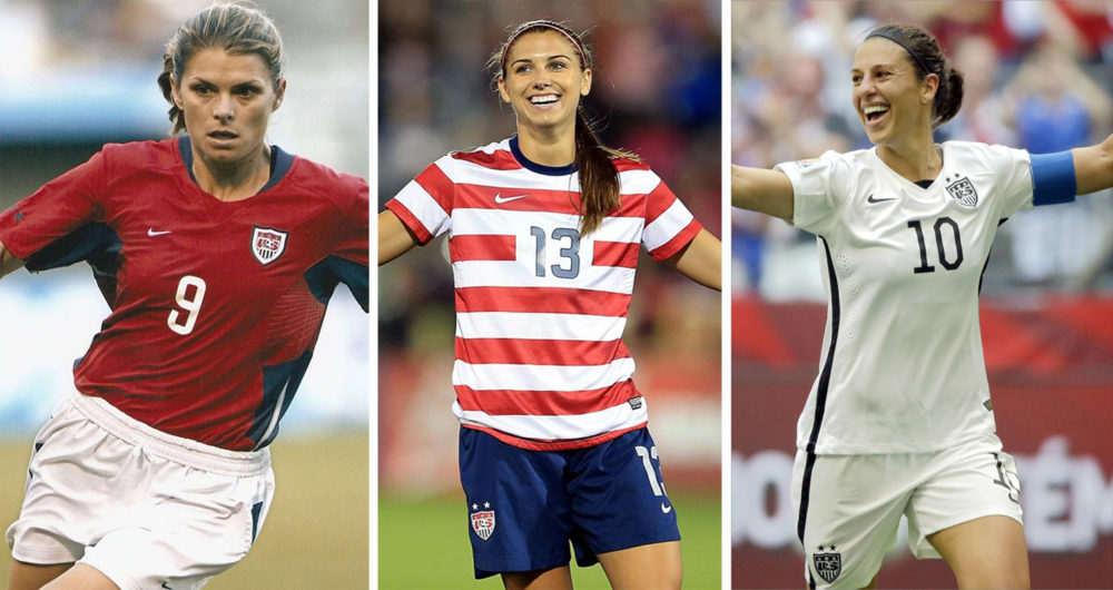 33ba4317f USWNT  Ranking The Best Players Of All-Time