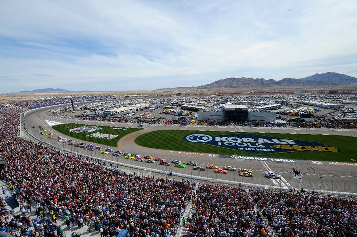 Nascar weekend at las vegas motor speedway provides boon for Hotels by las vegas motor speedway