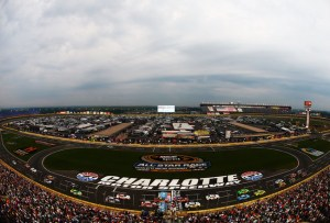It rained on NASCAR's parade that was the 29th running of the All-Star Race. Photo - Streeter Lecka/Getty Images