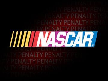 NASCAR Penalty