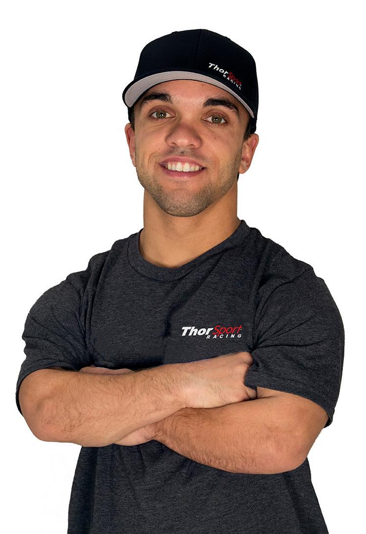 Rico Abreu Joins ThorSport Racing for 2016 Season ...