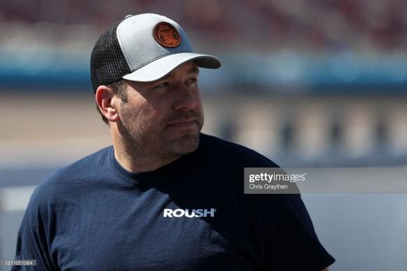 Ryan Newman at Phoenix Raceway March 2020