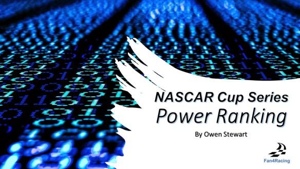 Darlington 1 NASCAR Cup Series Power Ranking
