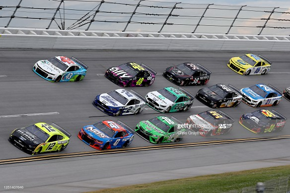 Post Talladega Power Ranking for the NASCAR Cup Series takes a look at the drivers as they head into a doubleheader weekend at Pocono Raceway.