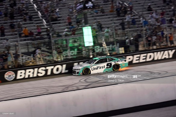 Chase Elliott claims first All-Star victory in the NASCAR Cup Series exhibition event on Wednesday, July 15th at Bristol Motor Speedway.