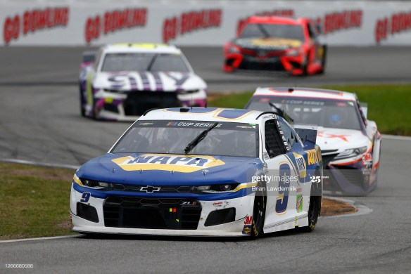 Post-Daytona Road Course Power Ranking is for the NASCAR Cup Series after their inaugural race the Go Bowling 235 on the road course at Daytona International Speedway.