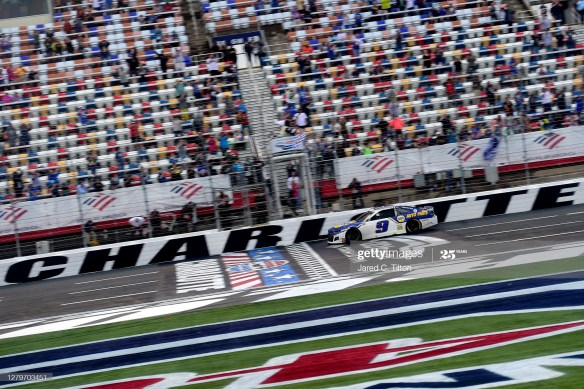 Chase Elliott's dominance continues on the road courses with another victory in the Bank of America ROVAL 400 at Charlotte Motor Speedway.