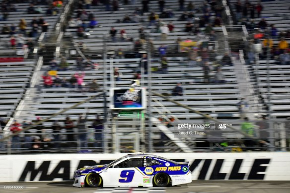 Chase Elliott's clutch win in the NASCAR Cup Series, Xfinity 500 at Martinsville Speedway gives him a chance to win a title at Phoenix Raceway.
