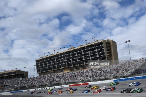 The post-Atlanta power ranking is for the NASCAR Cup Series race six in the Folds of Honor QuikTrip 500 at Atlanta Motor Speedway this past weekend.